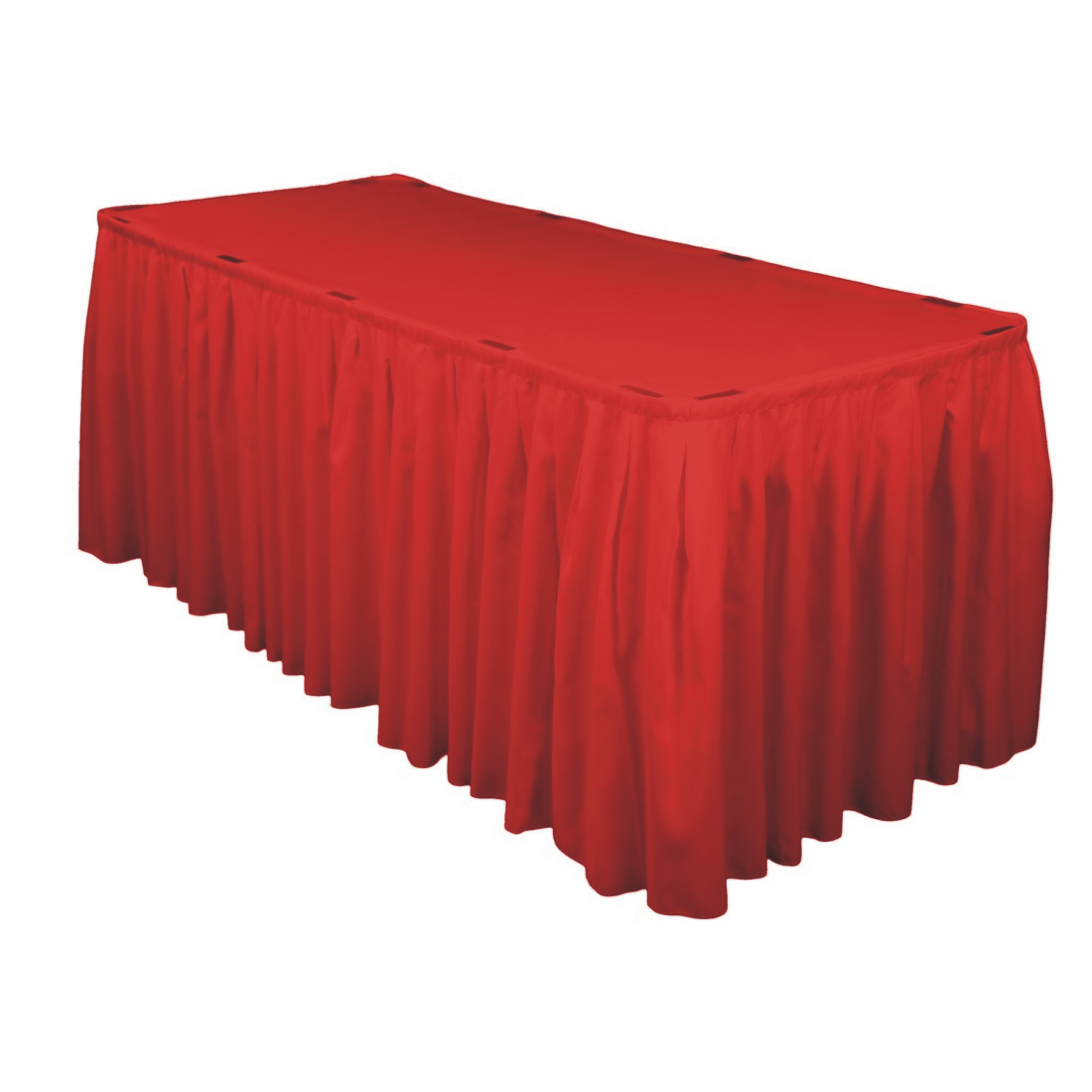 29 quot 30 quot height accordion pleated table skirting
