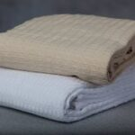 Oxford Herringbone Thermal blankets